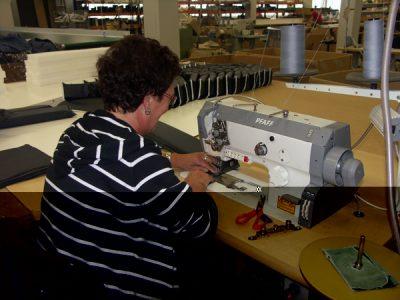 Unico voortenten | Unico voortenten atelier medewerker