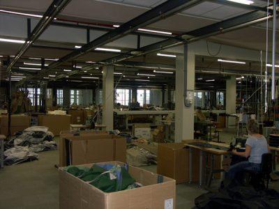 Voortenten Unico | Atelier impressie Unico voortenten en luifels