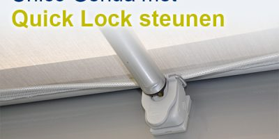 Unico Genua met quicklock